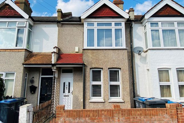 Thumbnail Terraced house for sale in The Close, Birchanger Road, Woodside, Croydon