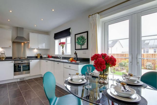 """3 bedroom semi-detached house for sale in """"The Carrick"""" at Fairlie, Largs"""