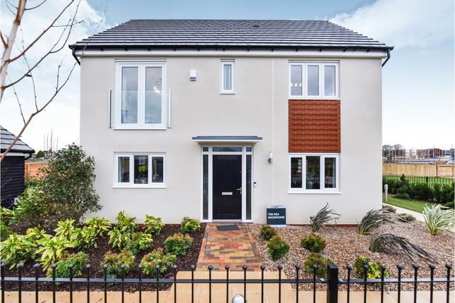 Thumbnail Detached house for sale in Langford Mills, Norton Fitzwarren, Taunton