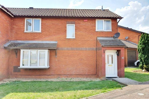 Thumbnail Semi-detached house to rent in Great Holm, Milton Keynes