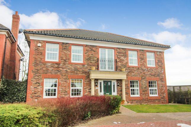 Thumbnail Detached house for sale in Burdon Walk, Castle Eden, Hartlepool