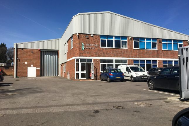Thumbnail Industrial to let in 52-54 Hamm Moor Lane, Addlestone
