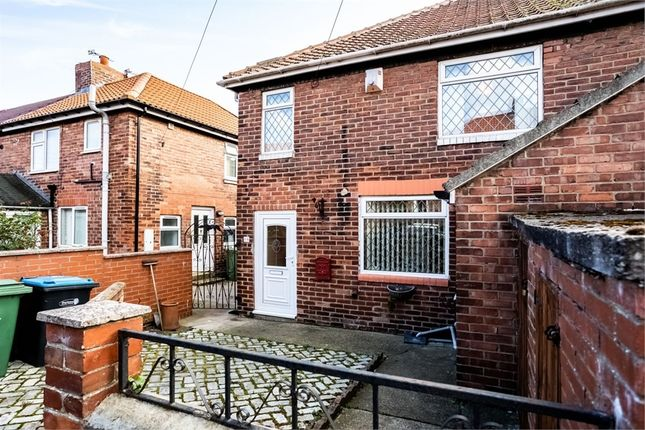 Thumbnail 3 bed semi-detached house for sale in Cavel Square, Peterlee, Durham