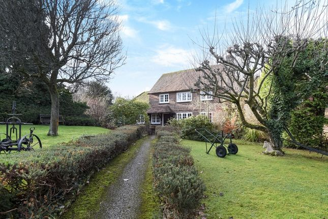 Thumbnail Detached house for sale in Church Close, Grayswood, Haslemere