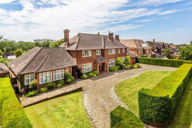 Thumbnail Detached house for sale in Golf Side, Sutton
