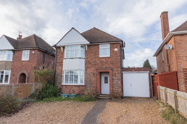 Thumbnail Detached house for sale in Manor Drive, Irthlingborough, Wellingborough