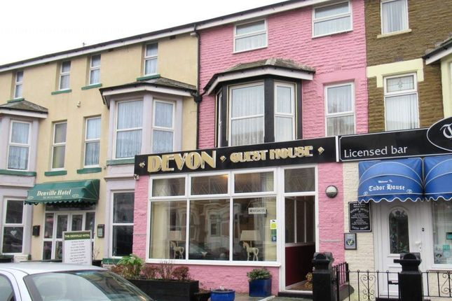 Thumbnail Hotel/guest house for sale in Blackpool, Lancashire