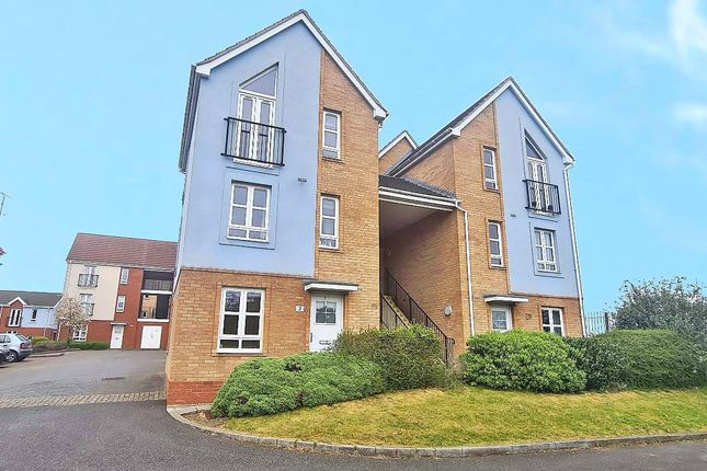 2 bed flat for sale in Putnam Drive, Lincoln LN2