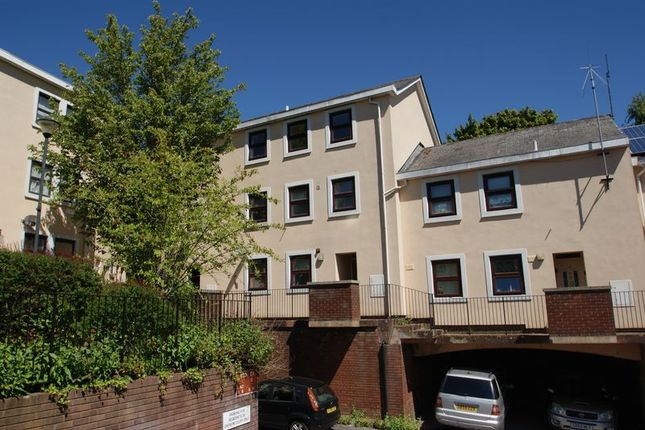 Thumbnail Town house to rent in Melbourne Street, St. Leonards, Exeter