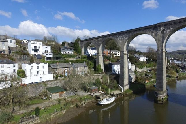 Thumbnail Detached house for sale in Lower Kelly, Calstock