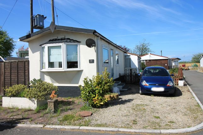 Thumbnail Detached house for sale in Hillview Park Homes, Potters Hill, Felton, North Somerset