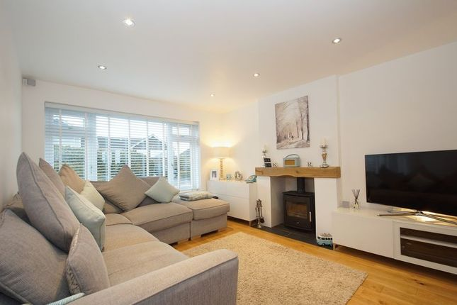 Thumbnail Detached house for sale in St. Judes Avenue, Studley, Warwickshire