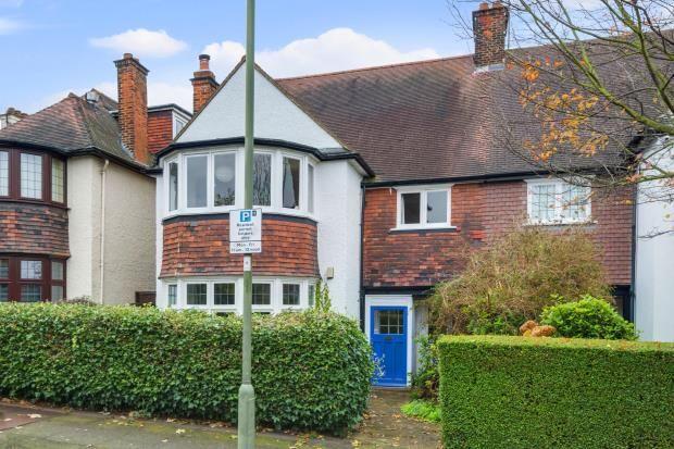 Thumbnail Semi-detached house for sale in Park Drive, Golders Hill Park, London