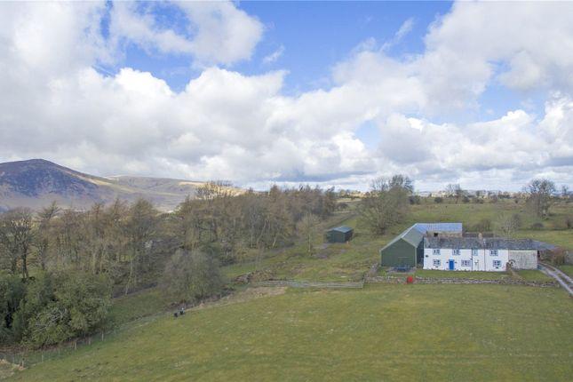 Thumbnail Detached house for sale in Scales, Mungrisdale, Penrith, Cumbria
