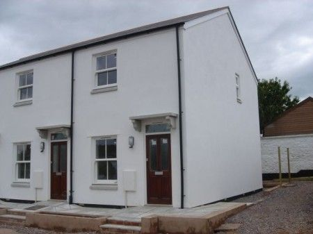 Thumbnail End terrace house to rent in King Street, Honiton