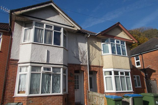 Thumbnail Semi-detached house to rent in Osborne Road South, Southampton