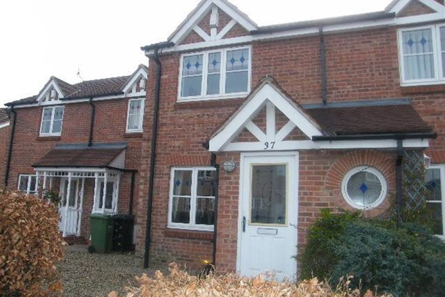 Thumbnail Semi-detached house to rent in Tamworth Road, York, North Yorkshire