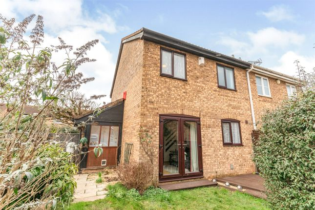 Thumbnail Semi-detached house for sale in Park Farm Court, Longwell Green, Bristol