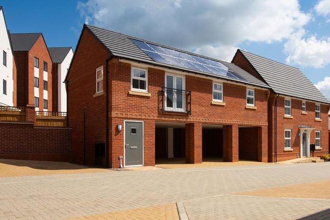 "Thumbnail Detached house for sale in ""Stevenson"" at Fen Street, Brooklands, Milton Keynes"
