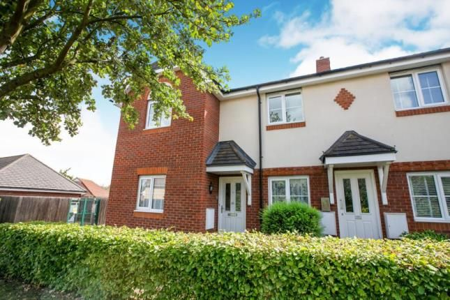 Thumbnail Flat for sale in Chambers Lodge, Chambers Way, Biggleswade, Bedfordshire
