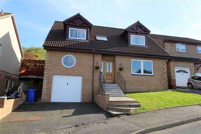 Thumbnail Detached house for sale in Luss Avenue, Greenock, Renfrewshire