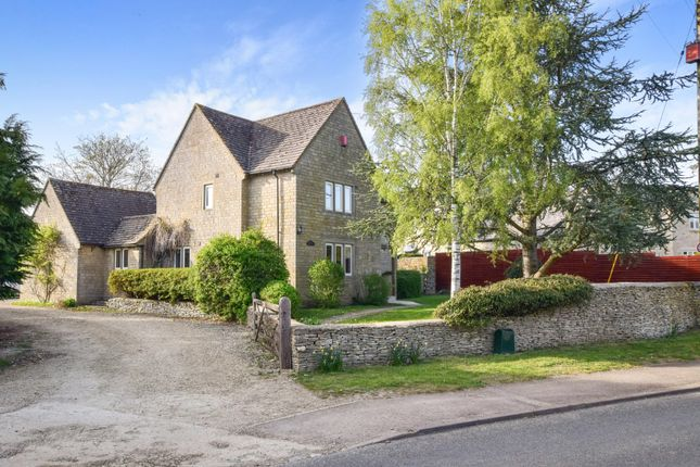 Thumbnail Detached house for sale in Firs, Marston Meysey, Swindon, Wiltshire