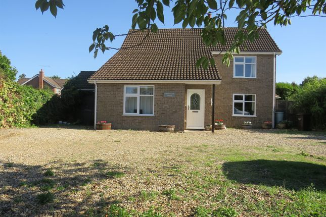 Detached house for sale in Bury Road, Hopton, Diss