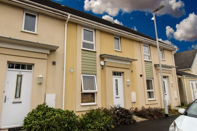 Thumbnail Terraced house to rent in Unity Park, Plymouth