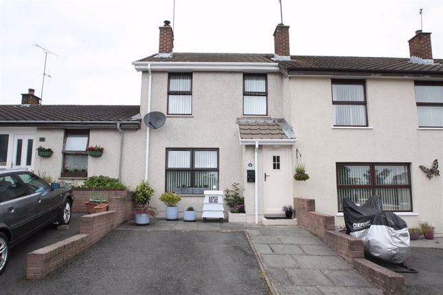 Thumbnail Terraced house for sale in Lislane Park, Saintfield, Down