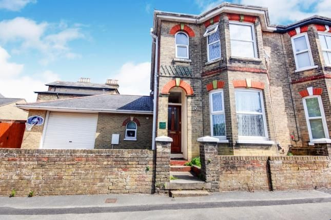 Thumbnail Semi-detached house for sale in East Cowes, Isle Of Wight, .