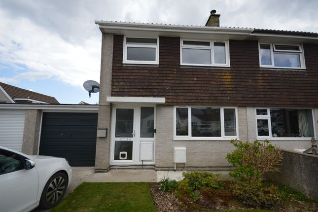 3 bed semi-detached house to rent in Pendeen Close, Threemilestone, Truro TR3