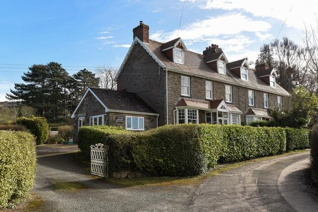 Thumbnail Semi-detached house for sale in Hay On Wye, West Herefordshire