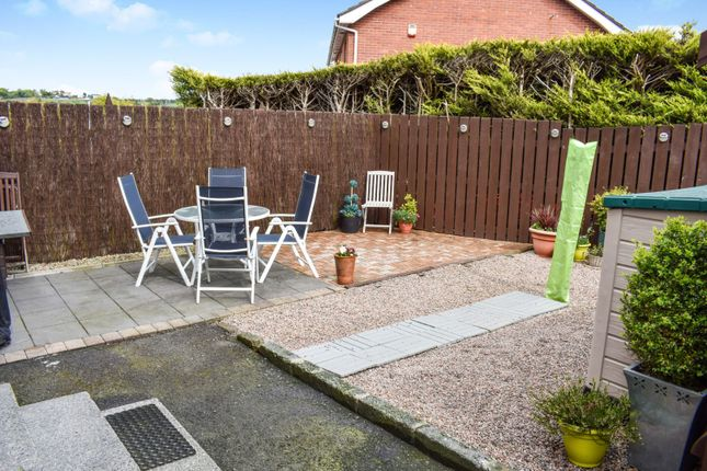 Rear Garden of Jubilee Heights, Dromore BT25
