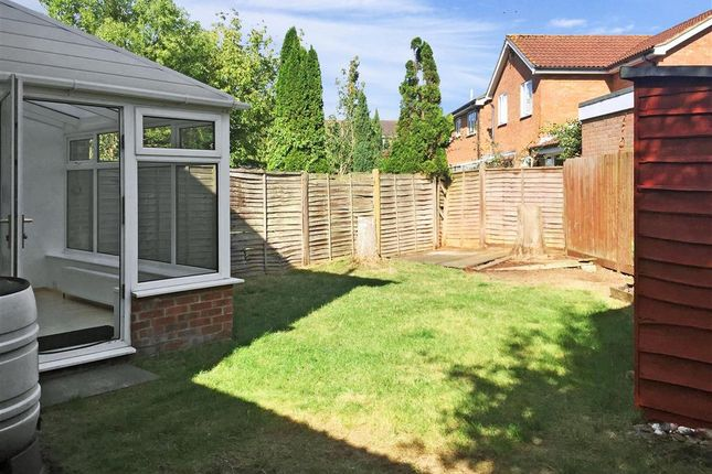 Thumbnail Link-detached house for sale in Swallows Green Drive, Worthing, West Sussex
