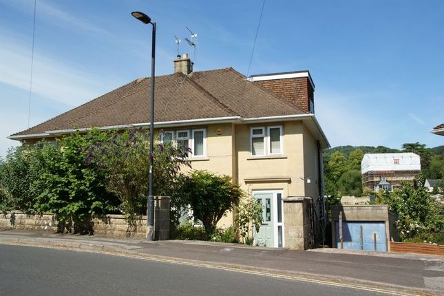 Thumbnail Semi-detached house for sale in Cedric Road, Weston, Bath
