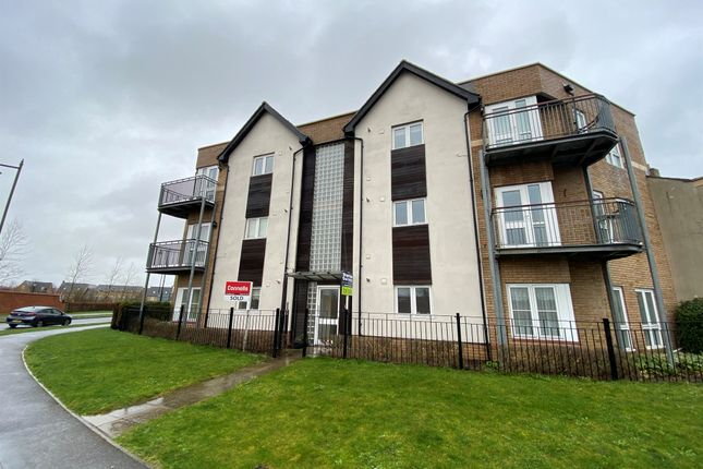 Thumbnail Flat for sale in New Hall Lane, Great Cambourne, Cambridge