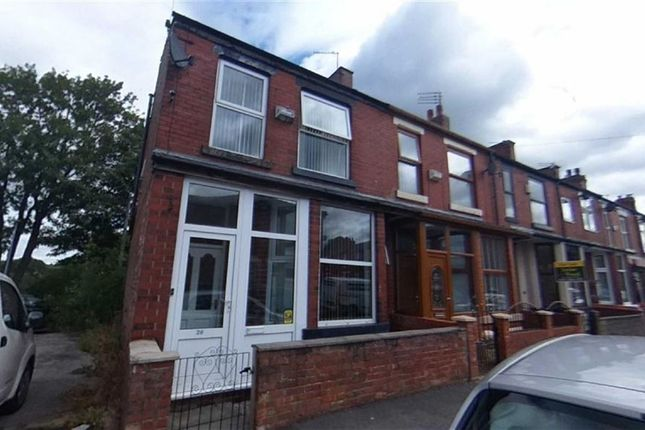 Thumbnail End terrace house to rent in Miles Street, Hyde