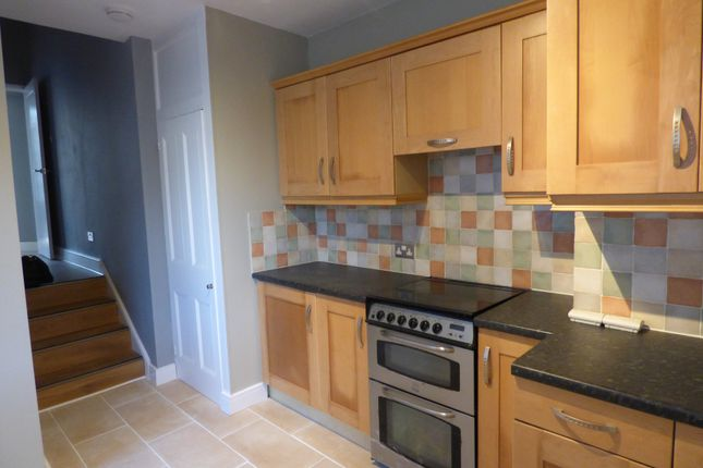 Thumbnail Flat to rent in Victoria Road, St Budeaux, Plymouth