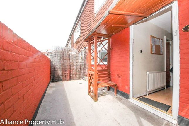Thumbnail Terraced house to rent in Barnado Close, Barkingside