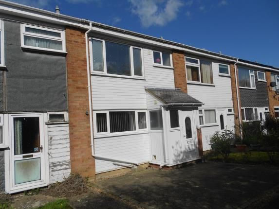 Thumbnail Terraced house for sale in Chapel Close, Great Barford, Bedford, Bedfordshire