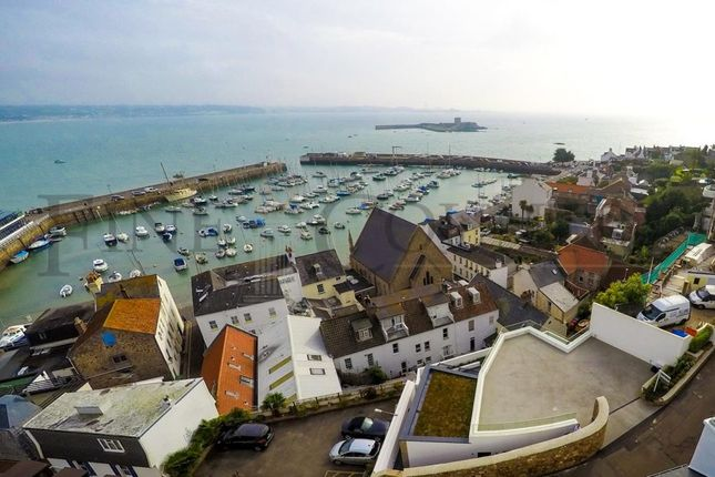 Thumbnail Flat for sale in Market Hill, St Brelade