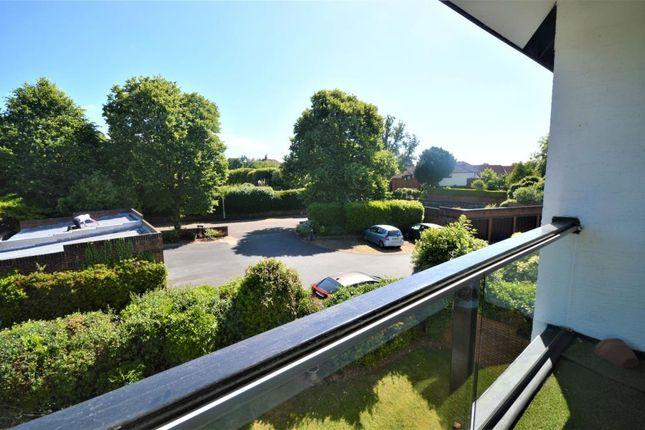 Balcony View of Whitestones, Cranford Avenue, Exmouth, Devon EX8