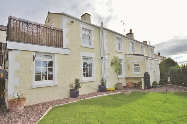 Thumbnail Cottage for sale in Dee View Road, Lower Heswall, Wirral