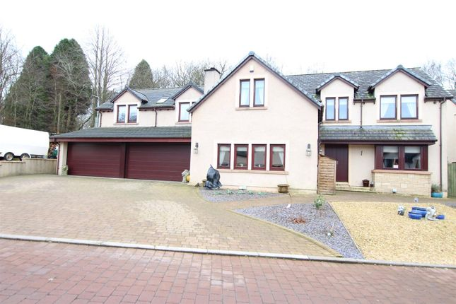 Thumbnail Detached house for sale in Stanmore Gardens, Lanark