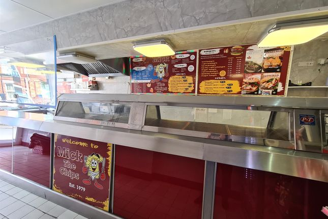Thumbnail Leisure/hospitality for sale in Fish & Chips CW5, Willaston, Cheshire