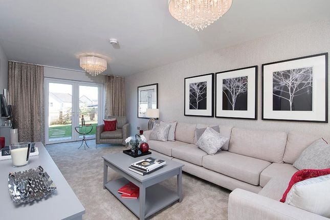 """Thumbnail Detached house for sale in """"The Danbury"""" at Glasgow Road, Denny"""