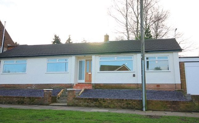Thumbnail Detached bungalow for sale in Barnham Drive, Childwall, Liverpool