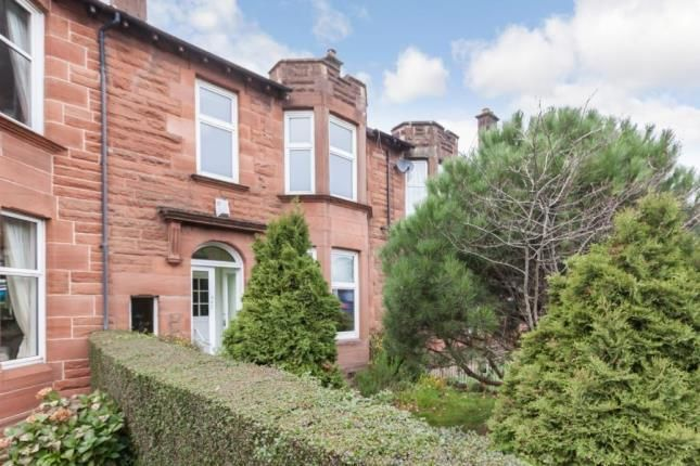 Thumbnail Terraced house for sale in Kilmarnock Road, Glasgow, Lanarkshire