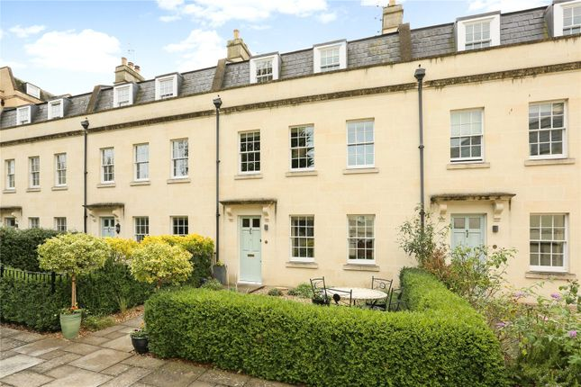 Thumbnail Terraced house for sale in Henrietta Place, Bath