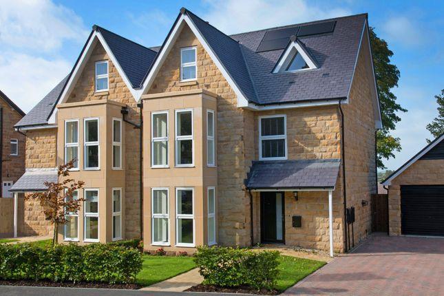 Thumbnail Semi-detached house for sale in Kent Drive, Harrogate